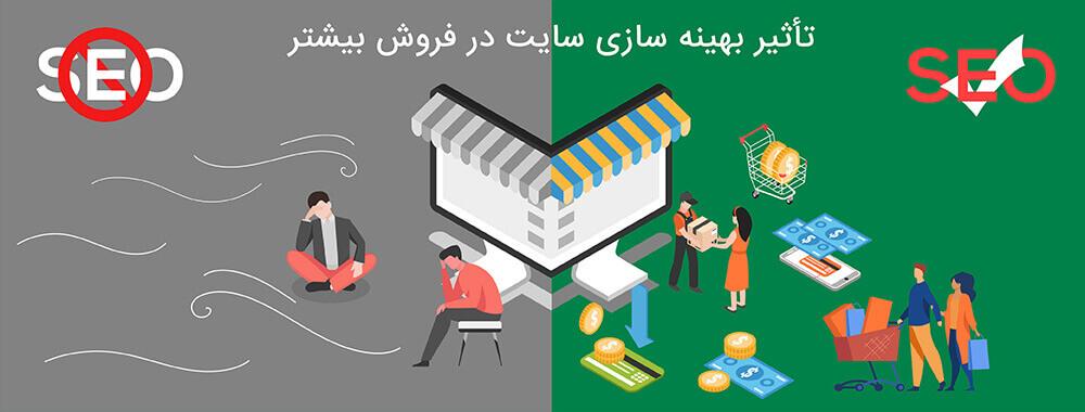 سئو در اصفهان و تاثیر آن در کسب و کار و فروش