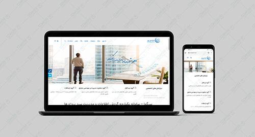 طراحی-سایت-شرکت-تاراسپهر