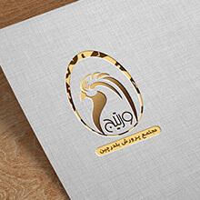 نمونه کار طراحی لوگو تلفیقی ورتیج