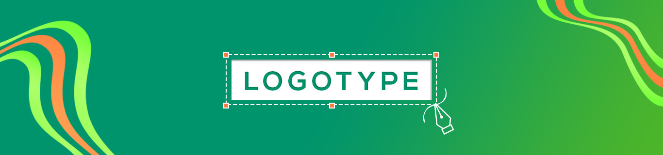 ارائه خدمات طراحی لوگو نوشتاری یا لوگو تایپ در لاک پشت