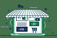 ارائه خدمات طراحی سایت فروشگاهی